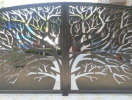 Ворота «Дерево»