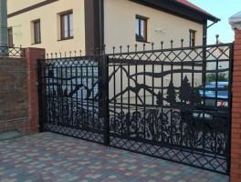 Ворота «Природа»