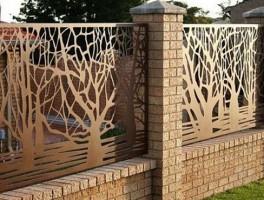 Забор «Дерево»